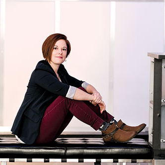 Photo of Summit creative director Lauren Briggeman.