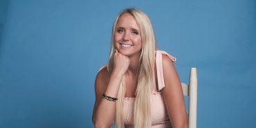 Bridal designer Shawna Marino.